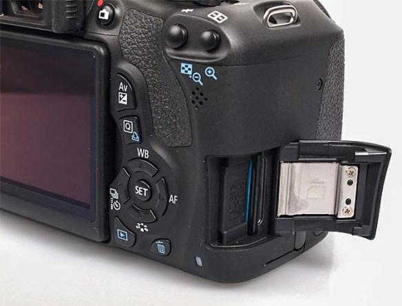 Canon Memory Card