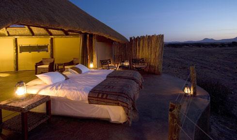 Doro Nawas Camp Veranda, Namibia