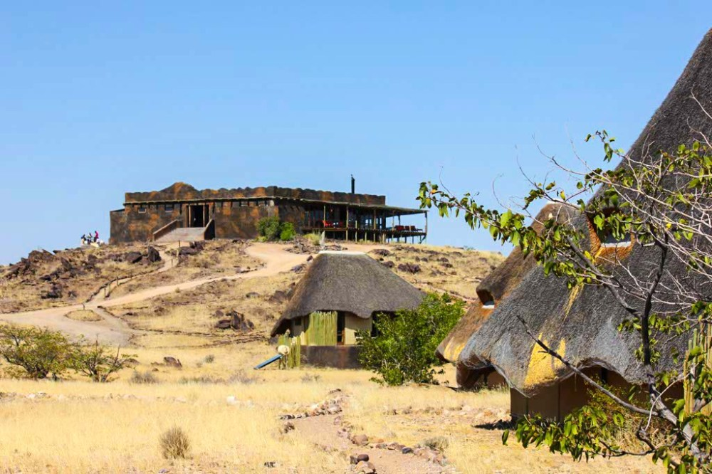 Doro Nawas Camp Lodge, Namibia