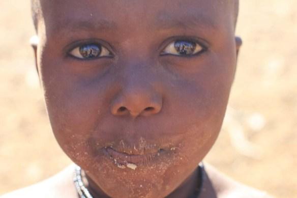 Himba Boy, Namibia