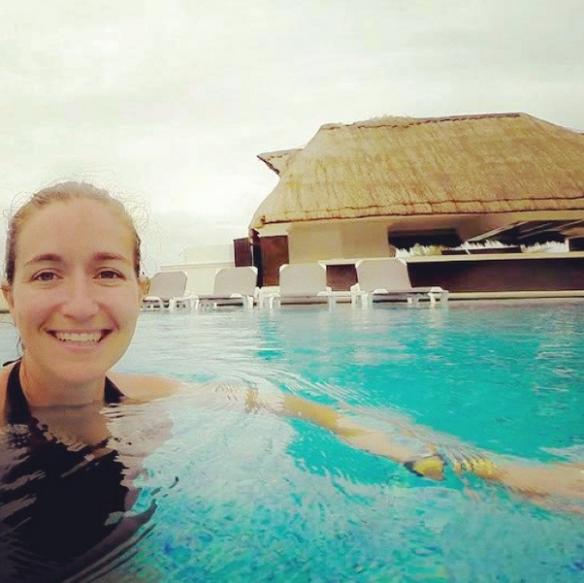 Pool at Hard Rock Riviera Maya