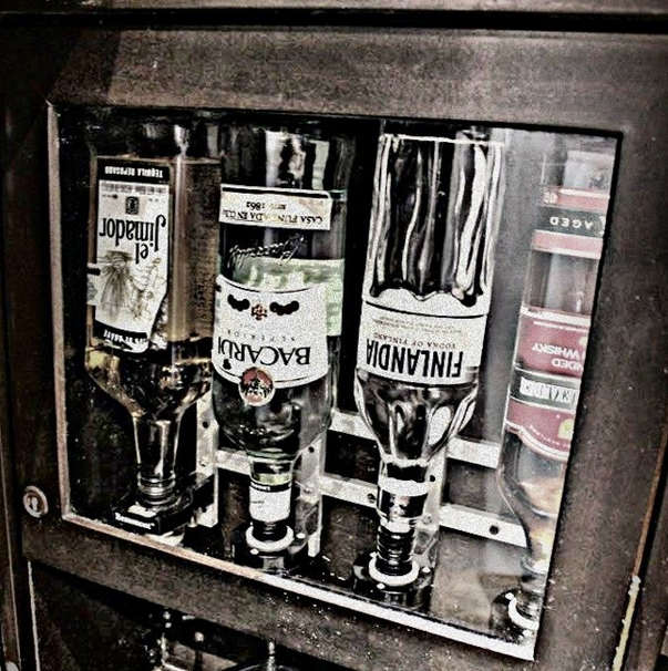 Suite Liquor at Hard Rock Riviera Maya