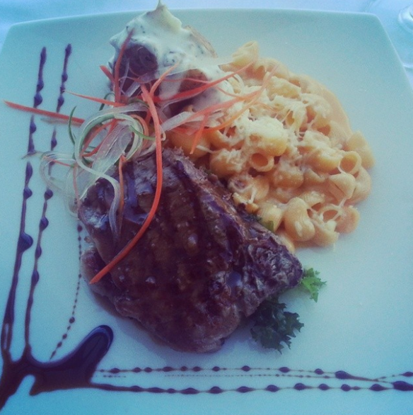 Toro Steak, Hard Rock Riviera Maya