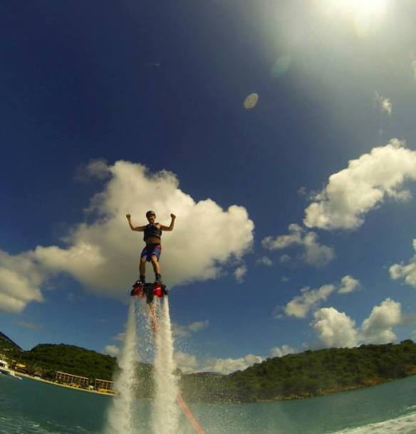 St. Thomas Fly Boarding