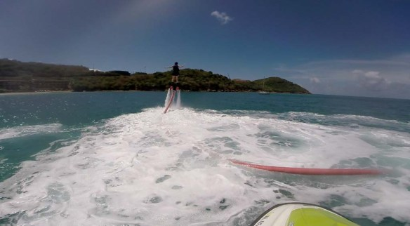 St. Thomas Fly Boarding, USVI
