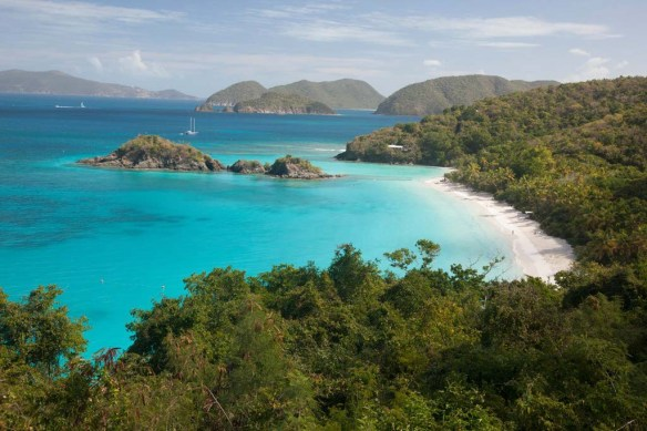 Trunk Bay Beach, St. John, USVI