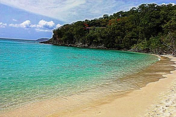 Trunk Bay Beach, St. John