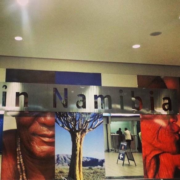 Namibia Airport