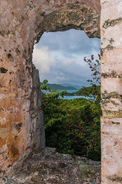 Fort Views on St. John, USVI
