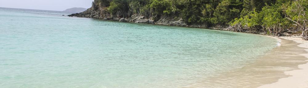 Trunk Bay Beach, St John