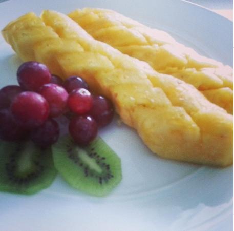 Breakfast at Westin Playa Bonita