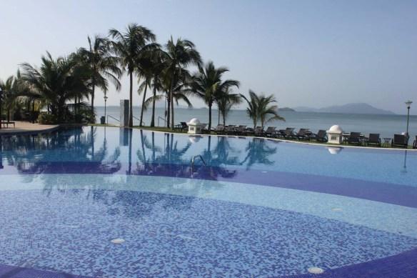 Westin Playa Bonita Shallow Pool