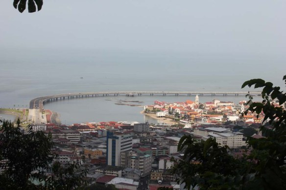Bridges Around Panama City