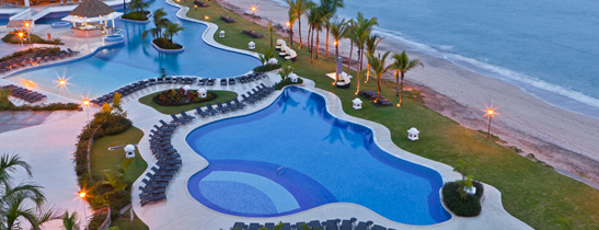 Westin Playa Bonita Swimming Pools