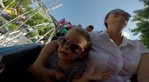 Adventure City Roller Coaster