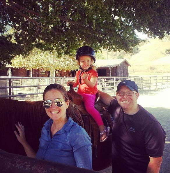 Horse Riding at Alisal Guest Ranch