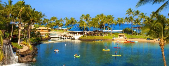 Duke Kahanamoku Lagoon Hilton