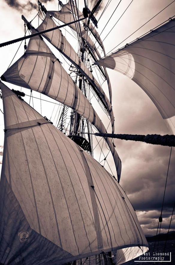 Bark Europa Sails