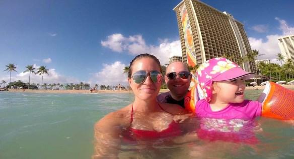 Hilton Hawaiian Village Beach