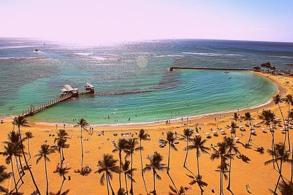 Hilton Beach View