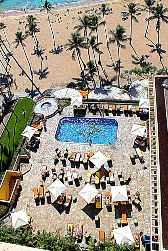 Hilton Hawaiian Village Pool