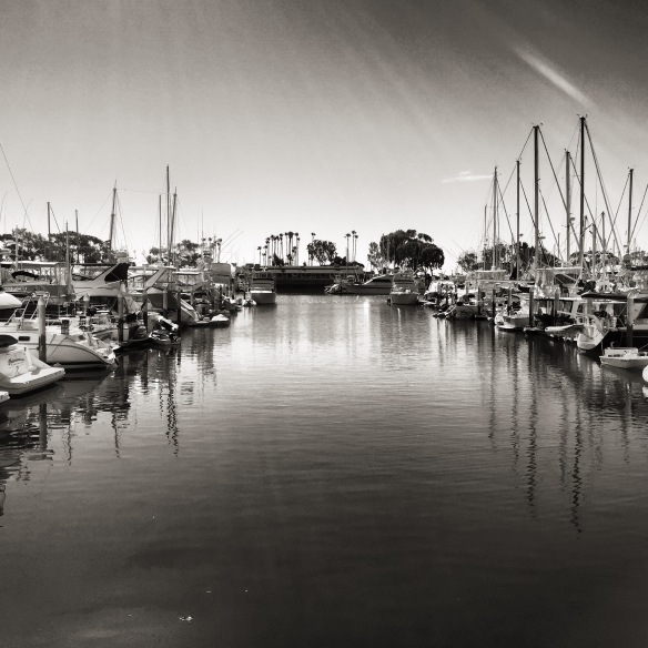Dana Point Marina, California