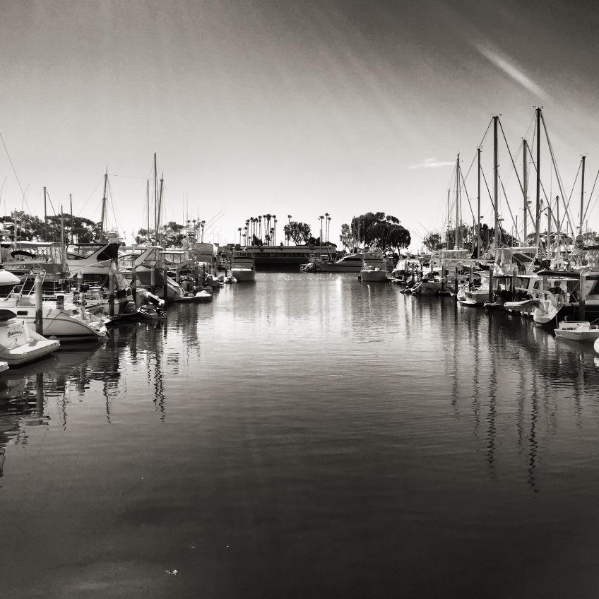Dana Point Marina, California