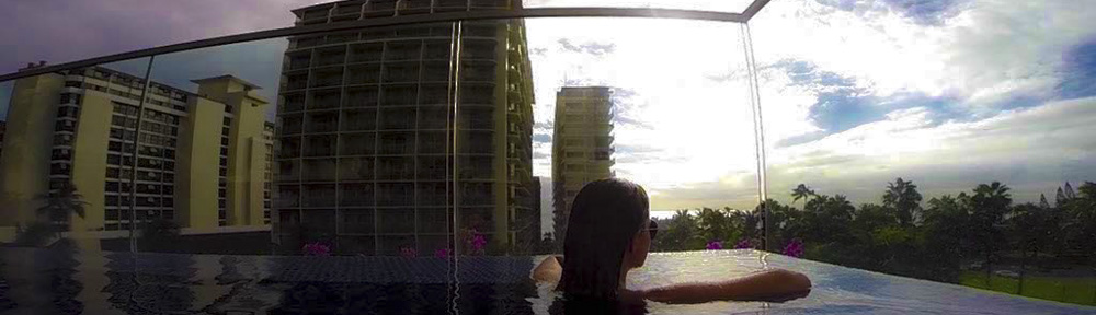 Trump Waikiki Pool Views