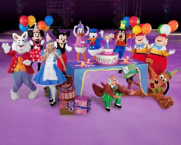 UnBirthday Disney On Ice