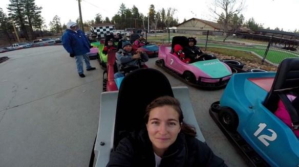Go Karting in Big Bear