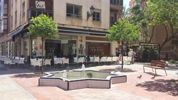 Barrio Russafa in Valencia