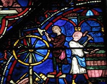 Chartres_Vitrail