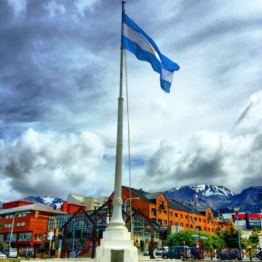 Downtown Ushuaia, Argentina