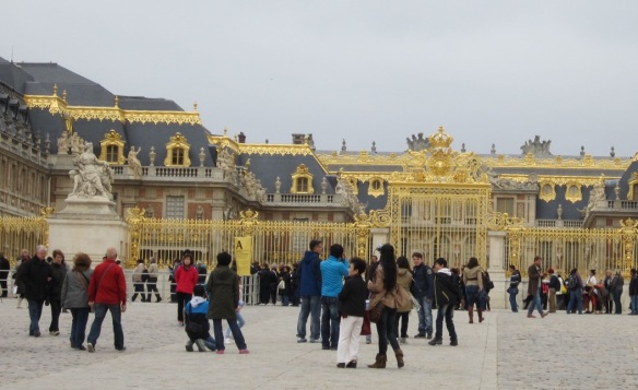 Versailles Streets
