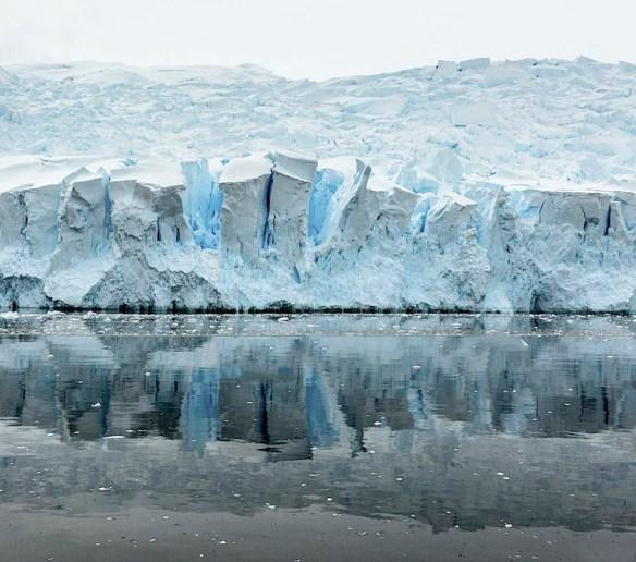 Sailing in Antarctica on Bark Europa