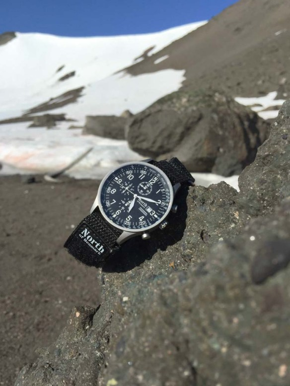 Pilotur Watch in Antarctica