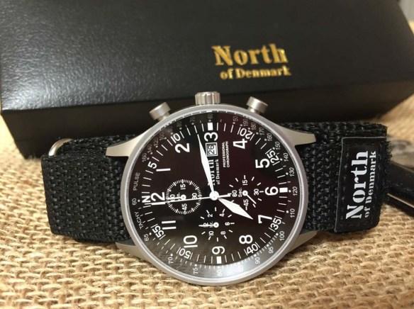 Pilotur Watch