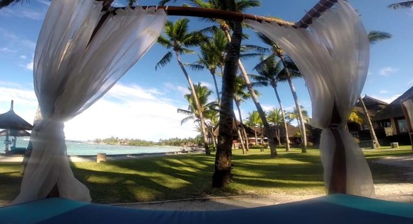 Belle Mare Plage Outdoor Beds