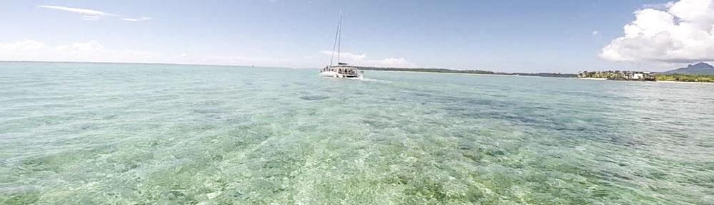 Catamaran Tour in Mauritius