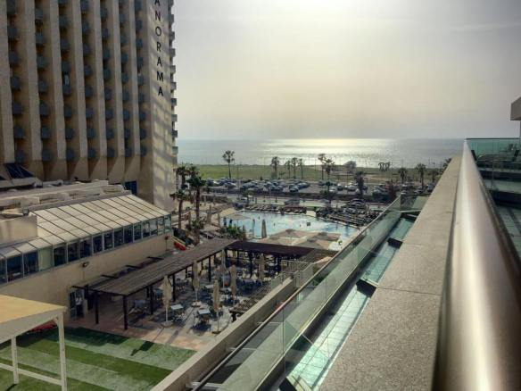 David Intercontinental Room View