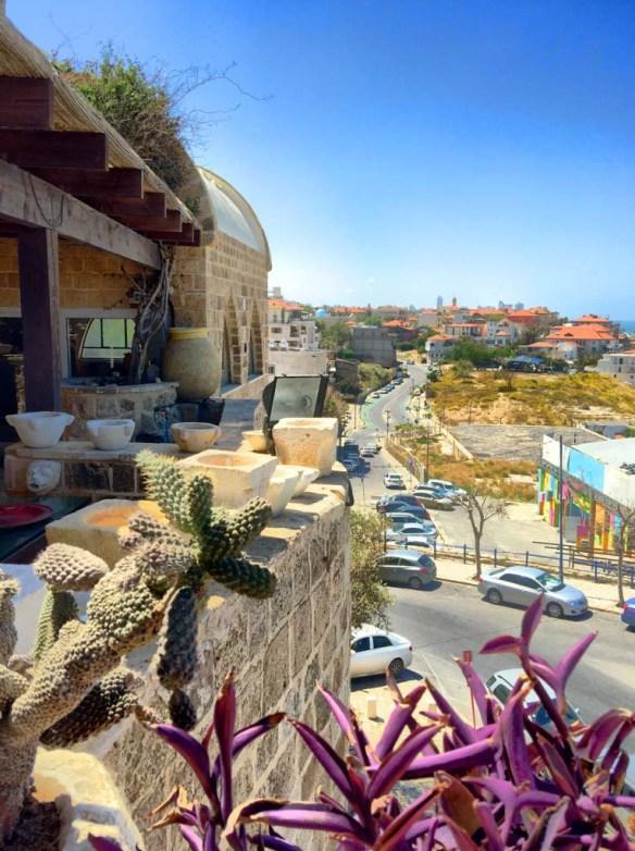 Views of Old Jaffa