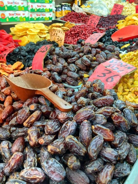 Markets in Jaffa