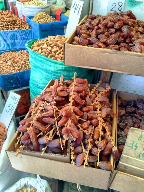 Markets in Jaffa, Israel