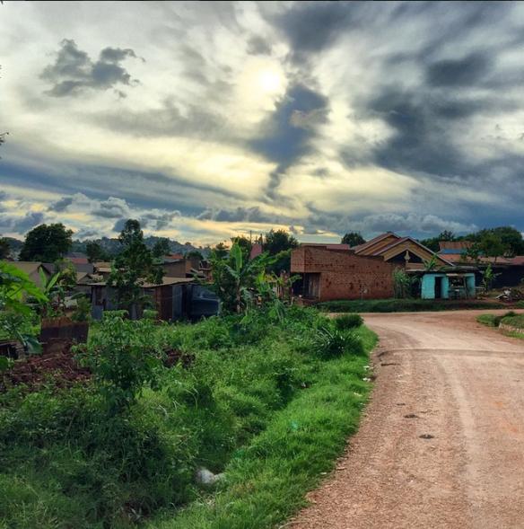 Near Kampala, Uganda