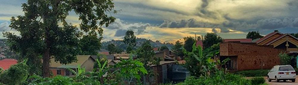 Streets Near Kampala, Uganda