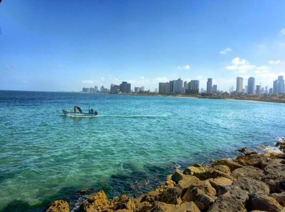 Tel Aviv, Mediterranean Sea View