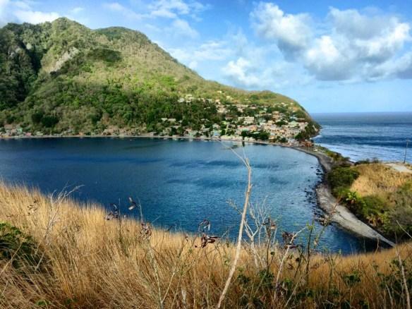 Scott's Head Peninsula, Dominica