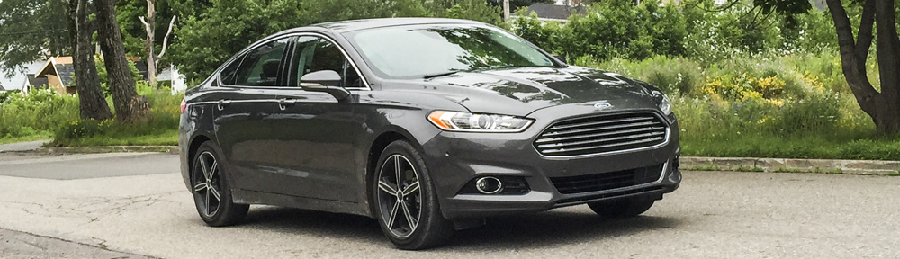 Ford Fusion - Ford Canada