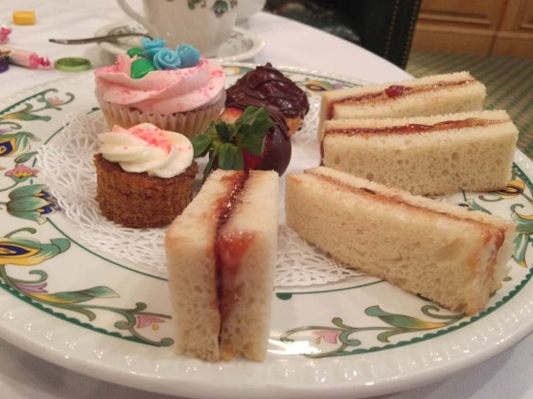 Little Prince and Princess Tea at The Chesterfield, Palm Beach