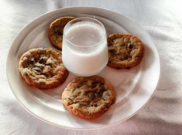 Chocolate Chip Cookies at Flagler Steakhouse, The Breakers